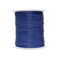 Cotton string blue (royal), 1,0mm/100m