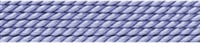 Nylon Bead Cord + beading needle, lilac, 0,60mm/2m