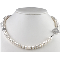 Collier Pearls, 47,5cm