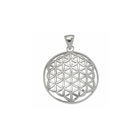 "Pendant ""Flower of Life"", 3,2cm, Silver"