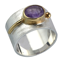 Ring Amethyst, Size 61