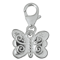 "Charm ""Butterfly"", 22mm"