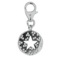 "Charm ""Stars in the Sky"", 23mm"