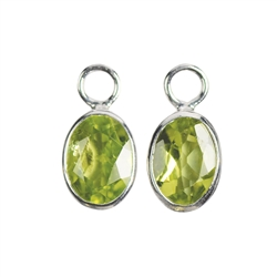 Change Element Peridote Ovale faceted, 13mm (2 pc/VE)