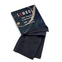 Polishing Cloth with Anti-Tarnishing for Silver jewelry (18x18cm)