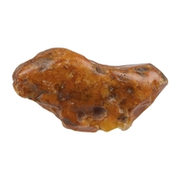 Partly polished Amber (natural), appr. 08,5cm