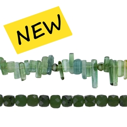 New Strings of Gemstone Beads