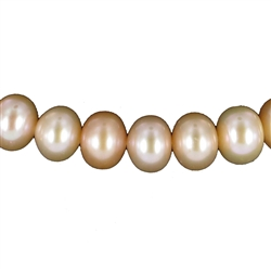 Button Shapes of Stringed Pearl Beads