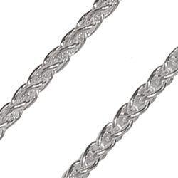 Spike Chains Silver