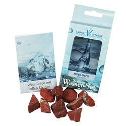 Water Stones in Card Box
