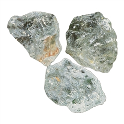 Rock Crystal (Clusters and Points)
