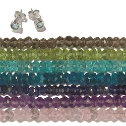 Rainbow Jewellery (faceted)