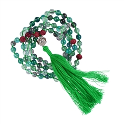 Gemstone Mala Prayer Beads
