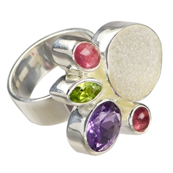 Rings with two and more Stones