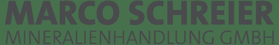 Marco Schreier Mineralienhandlung GmbH Logo